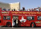 Las Vegas Double-Decker Bus of the Stars Tour